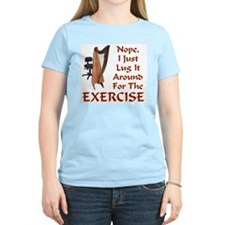 Harp for the Exercise T-Shirt