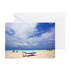 Punta Cana Beaches Greeting Cards (Pk of 10)