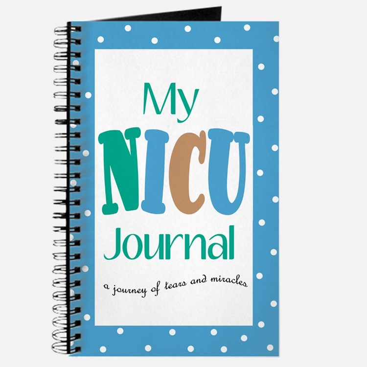 My NICU Journal Diary Miracle Baby Journal