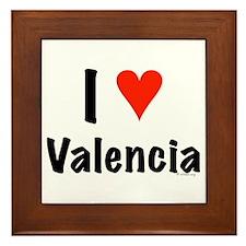 I love Valencia Framed Tile