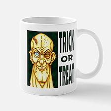 Trick or Treat Zombie Dude Mug