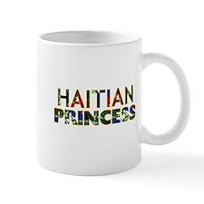 Cute Haiti map Mug