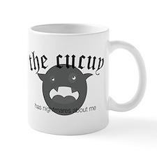 The Cucuy has nightmares abou Mug