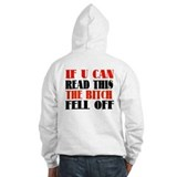 Funny motorcycle Hooded Sweatshirt