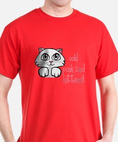 Ooh! Pink and Kittens! T-Shirt