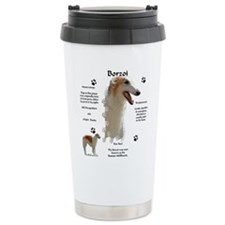 Borzoi 1 Travel Mug