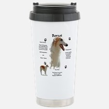 Borzoi 1 Travel Mug