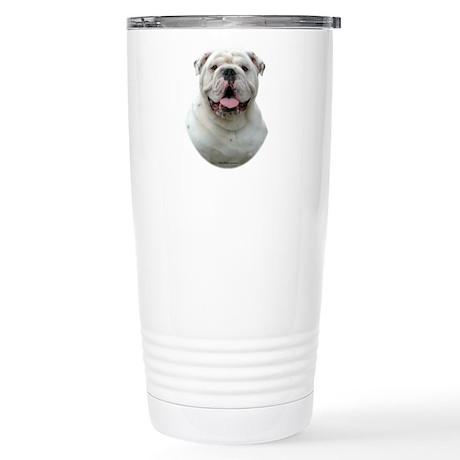 Bulldog 5 Stainless Steel Travel Mug
