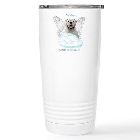 Bulldog 6 Stainless Steel Travel Mug