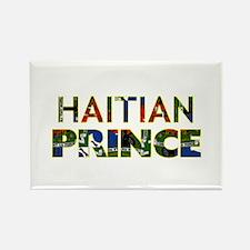 Cute Haiti Rectangle Magnet