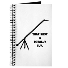 That Shot is Totally Fly! Journal