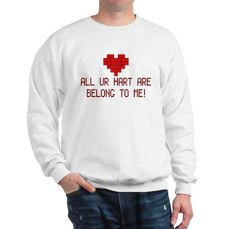 ALL UR HART Sweatshirt