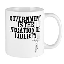 Negation of Liberty Mug