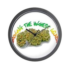Jamaica Fag Wall Clock