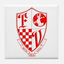 FV International Tile Coaster
