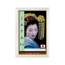 Japan Rectangle Magnet