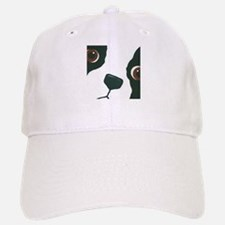 Boston Face Baseball Baseball Cap
