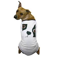 Boston Face Dog T-Shirt