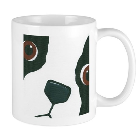 Boston Face Mug