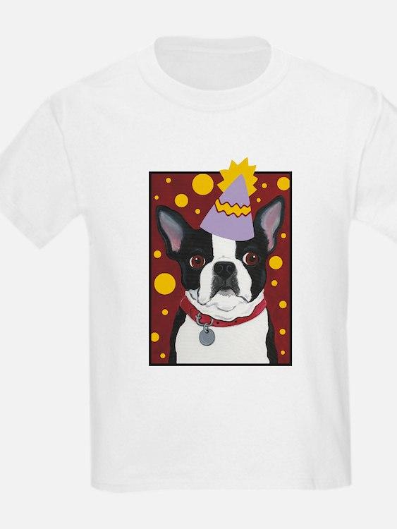 Party Boston T-Shirt