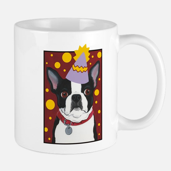 Party Boston Mug