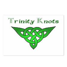 Joe's Trinity Knot Postcards (Package of 8)
