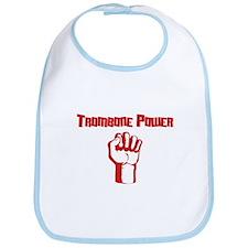 Trombone Power Bib