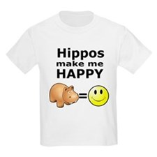 2-hippos T-Shirt