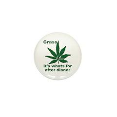 Marijuana lovers Mini Button (10 pack)