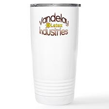 Funny Vandelay Industries Travel Mug