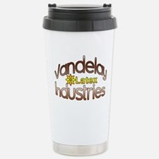 Funny Vandelay Industries Travel Mug