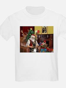 Santa's G-Shepherd (#2) T-Shirt