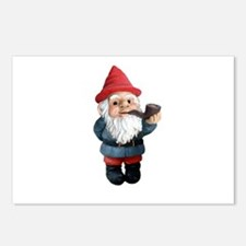 Smoking Pipe Gnome Postcards (Package of 8)