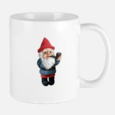 Smoking Pipe Gnome Mug