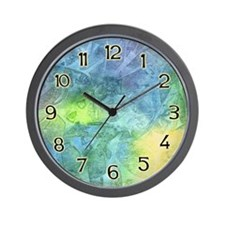 Undersea Luminescence Wall Clock