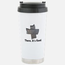 there. it's fixed. duct Travel Mug