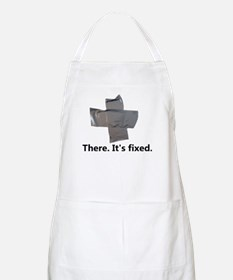 there. it's fixed. duct tape Apron