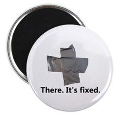 there. it's fixed. duct tape Magnet