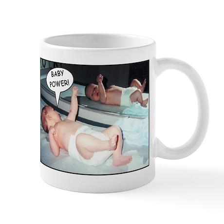 Baby Power! - Mug