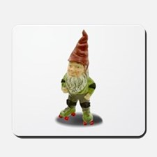 The Rolling Gnome Mousepad