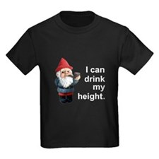 Drink my height, Gnome T