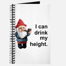 Drink my height, Gnome Journal