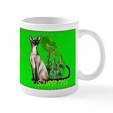 Siamese Cats Mug