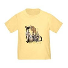 Siamese Cats T