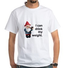 Drink my weight, Gnome Shirt