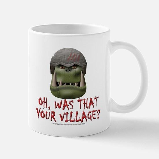 Orcs - Village Mug