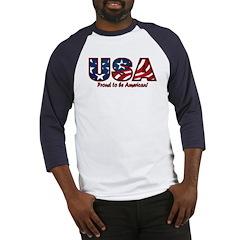 American Pride Baseball Jersey
