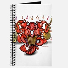 Funny Crawfish Journal