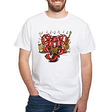 Crawfish Band Mug T-Shirt