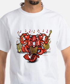 Crawfish Band Mug T-Shirt